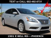 ** SENTRA SV ** AUTOMATIC ** CD & MP3 PLAYERS / AUX
