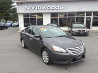 This 2013 Nissan Sentra SV is proudly offered by