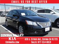 SPRING SAVINGS EVENT! Sentra Recent Arrival! SV 1.8L