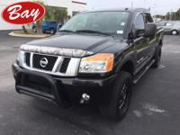 Check out this gently-used 2013 Nissan Titan we