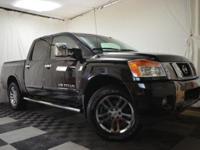 PRO-4X trim, BLK/NOI exterior and Charcoal interior.