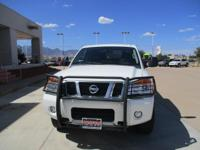 Outstanding design defines the 2013 Nissan Titan! It
