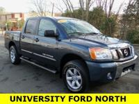 CARFAX One-Owner. Clean CARFAX. 2013 Nissan Titan SV