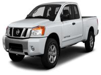 Options:  2013 Nissan Titan Sv|Miles: 22713Color: