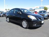 Look at this 2013 Nissan Versa SV. Its Variable