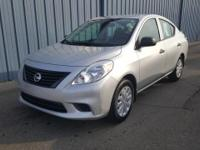 Looking for a clean, well-cared for 2013 Nissan Versa?