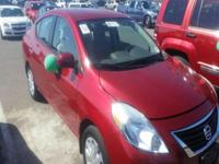Options:  2013 Nissan Versa 1.6 Sv 4Dr