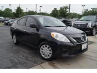 Step into the 2013 Nissan Versa! Simply a great car!