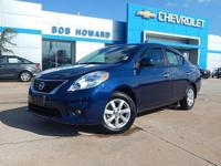 This 2013 Nissan Versa is offered to you for sale by
