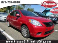 Check out this 2013 Nissan Versa S Plus. Its Variable
