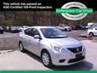 Nissan Versa For a small, compact car, this Versa gives