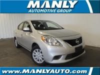 Versa 1.6 SL, 4D Sedan, CVT Xtronic, ** CARFAX ONE