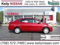 Exterior Color: red, Body: Sedan, Engine: 1.6L I4 16V
