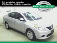 2013 Nissan versa Sv Sv Our Location is: Enterprise Car