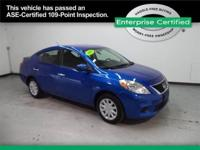 2013 Nissan versa SV SV Our Location is: Enterprise Car