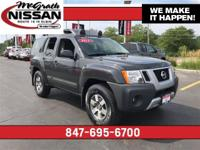 2013 Nissan Xterra PROMcGrath Nissan is located at 945
