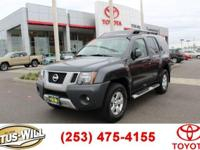 New Price! Recent Arrival! 4WD. 2013 Nissan Xterra S