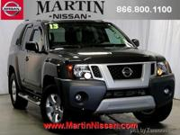 Carfax 1 owner!!! This 2013 Nissan Xterra S is proudly