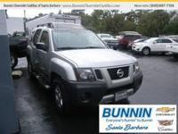 Options:  2013 Nissan Xterra Silver|This Gas-Saving