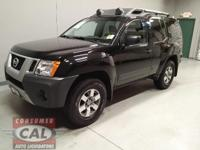 Options:  2013 Nissan Xterra 4Wd 4Dr Auto X|4-Wheel