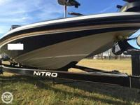 - Stock #78811 - From stem to stern this 2013 Nitro Z-7