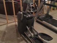 2013 - Q37 Octane Fitness elliptical style cardio