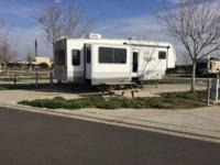 2013 Open Range 5th wheel for sale. 31 foot with 3