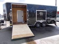 2013 Pace Trailer-Brand New Never Used, Custom Ordered,