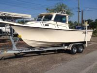 BRAND NEW 2013 MODEL POWERED BY YAMAHA F200XA 4-STROKE