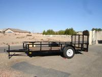 2013 Pauite trailer I had this trailer custom built is