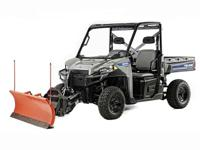2013 Polaris BRUTUS HD New Diesel power with