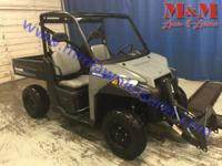 2013 Polaris BRUTUS HD Demo Unit with 18 Miles 3yr