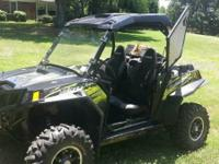2013 Polaris Razor XP 900, Loaded, new tires, Power