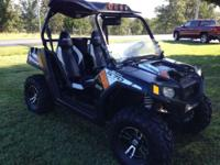 2013 Polaris RZR 570 Limited Edition , includes 2015