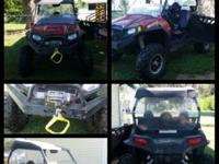 2013 Polaris RZR 800s. 10,500.00 obo. No Trades, Cash