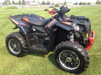 2013 Polaris Scrambler XP 850 LE with Electronic Power