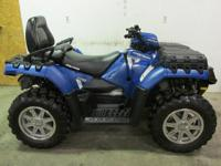 2013 POLARIS SPORTSMAN 550 XP LIMITED EDITION TOURING 2