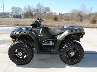 2013 Polaris Sportsman 850 High Output ONLY **263**