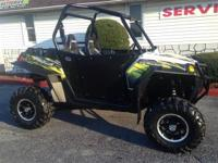 2013 Polaris RZR 900XP 4x4 EPS - 900cc liquid cooled