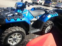 2013 Polaris Sportsman XP 850 EPS. 475 miles. Finance