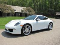 2013 Porsche 911 Carrera 4S, runs well has no problem