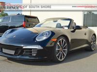 This is a Porsche 911 Carrera S for sale by