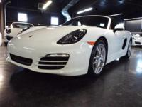 This 2013 Porsche Boxster is offered to you for sale by