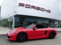 VERY LOW MILEAGE, 1 OWNER BOXSTER S TRADE. NICELY