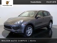 2013 Porshche Cayenne Diesel located at Porsche