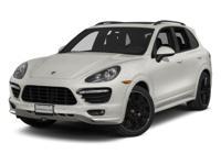 Cayenne GTS, 4D Sport Utility, 4.8L V8 DI, 8-Speed