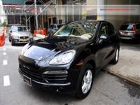 2013 Porsche Cayenne Tiptronic Volvo Cars of Manhattan