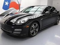 2013 Porsche Panamera with 3.6L V6 DI Engine,Automatic