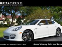 2013 PORSCHE PANAMERA PLATINUM EDITION 4-DOOR