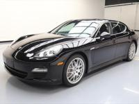 2013 Porsche Panamera with Sport Chrono Package